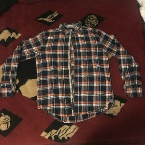 Other - Mens Flannel Shirt  size 38/Small